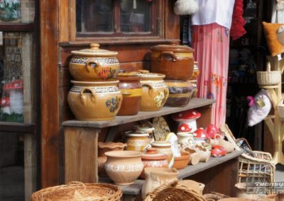 Corund - Traditional Souvenir Manufacture