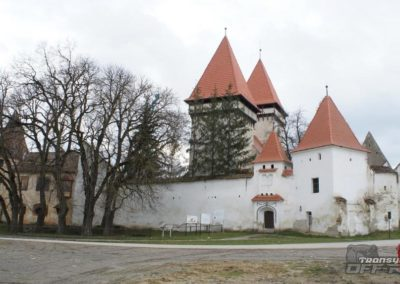 Dealu Frumos - Saxon Church