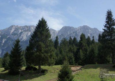 Piatra Craiului National Reserve - Mountains