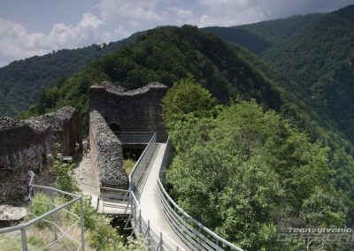Poenari Citadel Vlad Tepes Castle