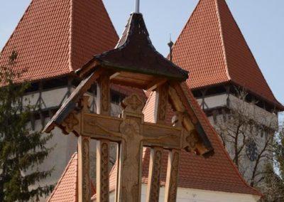 Transylvanian Saxon Church