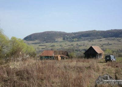 Transylvanian Hills
