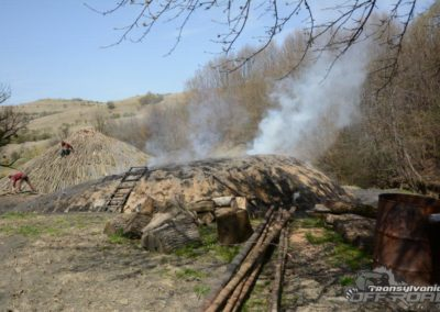Traditional Charcoal Manufacture