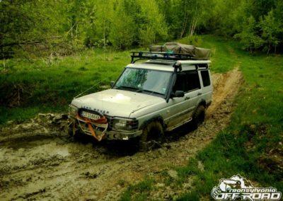 Offroad in Transylvania