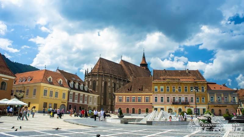 Brasov City Centre, Old Town